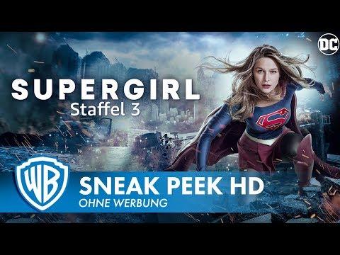 SUPERGIRL Staffel 3 - 6 Minuten Sneak Peek Deutsch HD German (2018)