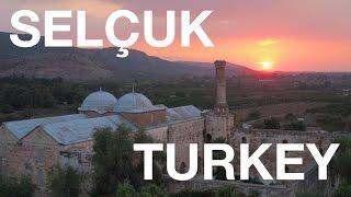 Ephesus Museum and St. John's Sunset | Selçuk, Turkey