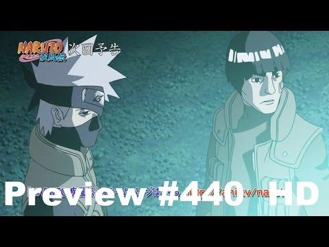 Naruto Shippuden Episode 440 Preview HD
