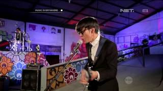 The Changcuters - Pria Idaman (Live at Music Everywhere) * *