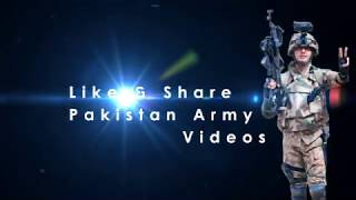Top 5 Hits Pakistan Army Song 2017   Top 5 Best Hits Song Of Pak Army