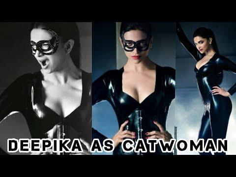 Xxx Mp4 Deepika Padukone Look Hot In Catwoman Costume 🔥🔥🔥 3gp Sex