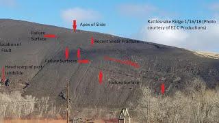 Rattlesnake Ridge Update 1/18/2018!