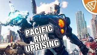 Pacific Rim Uprising Trailer Breakdown! (Nerdist News w/ Jessica Chobot)