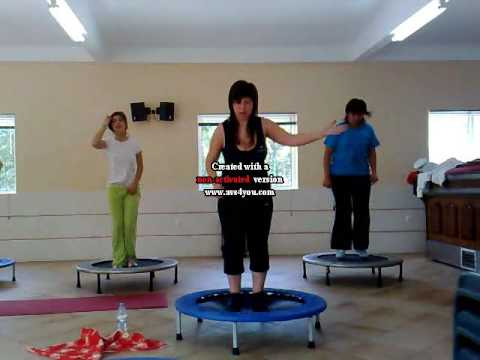 Aula de Jump Bente Prof. Isabel Araújo
