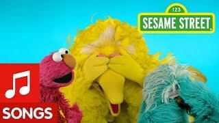 Sesame Street: Where is Thumbkin?   Hide and Seek Song