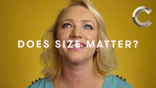 Does size matter | Women |  One Word | Cut