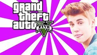Justin bieber-i'll show you | GTA editor
