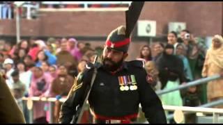 cierre de frontera entre india y pakistan