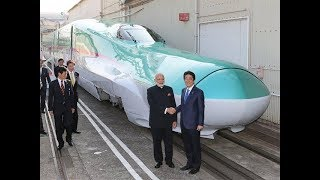 Japan helps to ready India