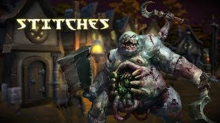 Heroes of the Storm: Stitches Trailer