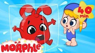 Frozen Morphle - My Magic Pet Morphle | Cartoons For Kids | Morphle TV | BRAND NEW