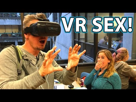 Xxx Mp4 VR SEX Prank In Library 3gp Sex