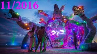 Progressive Psytrance Set (November 2016) by Electric Samurai 85 Minutes DJ Set