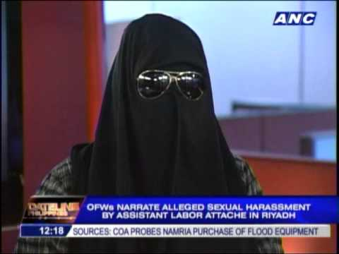 Xxx Mp4 OFWs Recount Sexual Harassment By POLO Official In Riyadh 3gp Sex