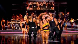 Beyoncé - Get Me Bodied Live Hd