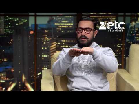 Aamir Khan On Dangal Director Nitesh Tiwari & His Fat To Fit Video
