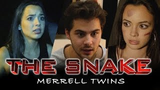 Scary Movie Trailer: THE SNAKE - Merrell Twins