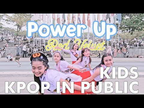 [KPOP IN PUBLIC CHALLENGE] Red Velvet (레드벨벳) _ 'Power Up' Dance Cover by CUPCAKE from Indonesia