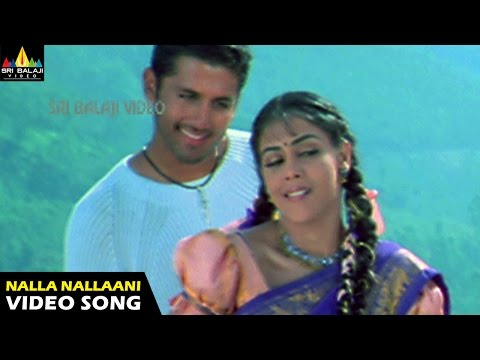 Xxx Mp4 Sye Songs Nalla Nallaani Kalla Video Song Nithin Genelia Sri Balaji Video 3gp Sex