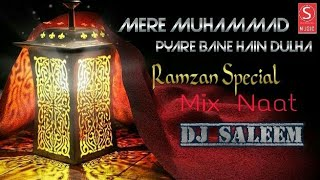 Mere Muhammad Pyare Bane Hain Dulha,Ramzan Spl Mix Naat,Dj Saleem