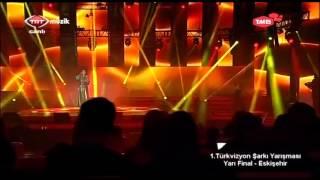 Çıldız Tannakeşeva - Şoriya'nın Unu - Shoria - Semi Final - Turkvision 2013