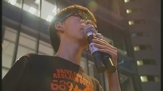 Interview with the Hong Kong protest leader | Channel 4 News