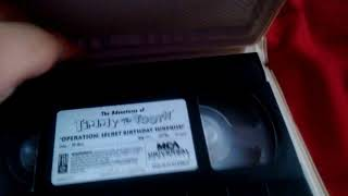 The Adventures of Timmy The Tooth: Secret Birthday Surprise VHS Review