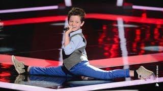 Sebastian Sings When I Was Your Man | The Voice Kids Australia 2014