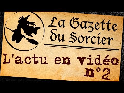 L'actualité Harry Potter en vidéo (n°2) feat. Nini 9 ¾