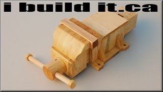 My Wooden Vise