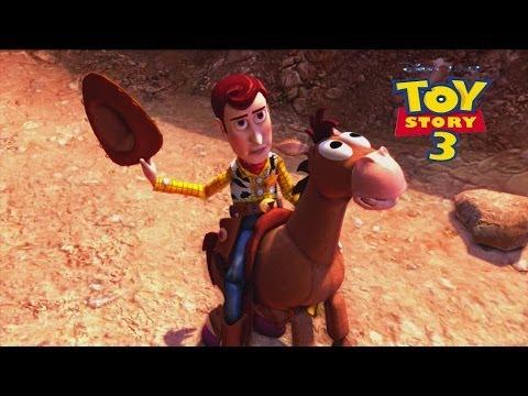 ★ Toy Story 3 ★ Woody Buzz Lightyear Jessie etc. GAMEPLAY HD 01
