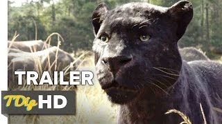The Jungle Book Official Teaser Trailer #1 2016   Scarlett Johansson, Bill Murray Movie HD