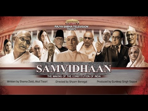 watch Samvidhaan: The making of the Constitution of India