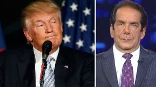 Krauthammer: Trump needs to stop falling for traps