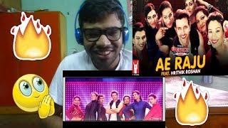 Ae Raju-6 Pack Band feat. Hrithik Roshan|Reaction & Thoughts(INSPIRING)