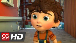"CGI Animated Short Film ""Embarked Short Film"" by Adele Hawkins, Mikel Mugica and Soo Kyung Kang"