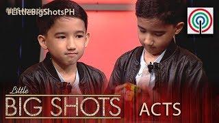 Little Big Shots Philippines: Leo | 9-year-old Rubik