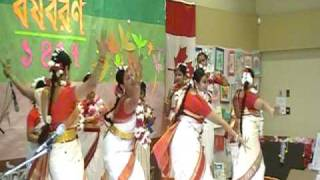 Esho He Boishakh Vancouver Dancing Queen School