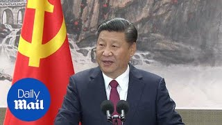 China reveals new leadership helmed by President Xi Jinping - Daily Mail