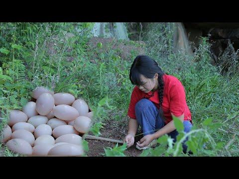 【二米炊烟】Duck Eggs 100多個鴨蛋制成7種美味:糯米蛋 松花皮蛋 蟹黃豆腐 皮蛋瘦肉粥