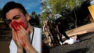 PSYCHO FAN ATTACKS FAZE ADAPT PRANK!!