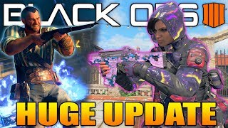 Black Ops 4: Huge Update for Zombies, Multiplayer & Blackout (What Changed?)