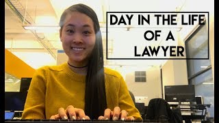 Day in the Life of a Lawyer in New York (working at a tech start up!)