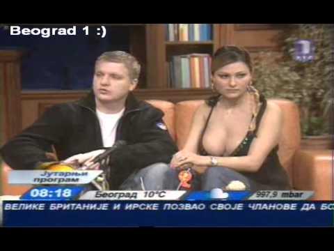 Provale sa TV ekrana lapsusi voditelja biseri TV Srbija II deo