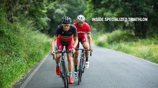 Inside Specialized Triathlon - Javier Gomez