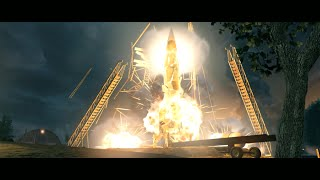 Sniper Elite V2: Mission 9 - Koepenick Launch Site