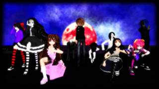 MMD Calling All The Monsters [Creepypastas]