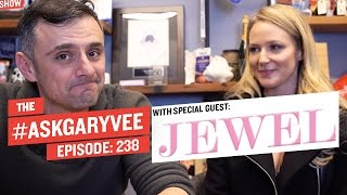 Jewel, Never Broken, Mental Health, Staying Happy & the Future of Music   #AskGaryVee 238