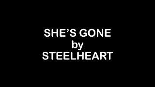 steelheart - she's gone guitar cover